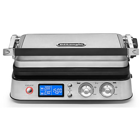 Livenza All-Day Countertop Grill with FlexPress System