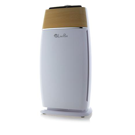 LivePure Sierra Medium Tower True Hepa Air Purifier