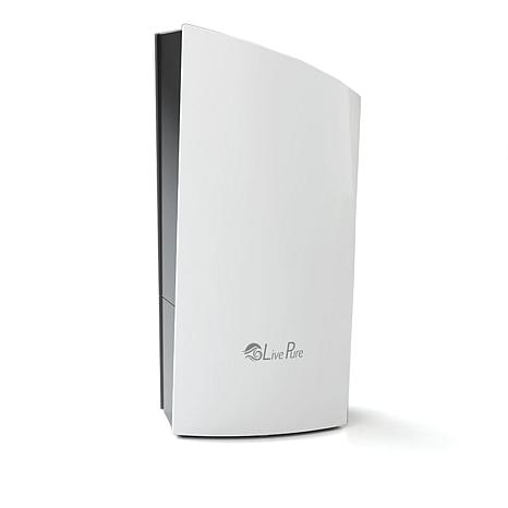 LivePure Ultrasonic Humidifier with Cool Mist