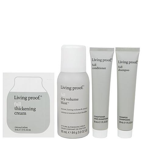 Living Proof Full Trial Kit