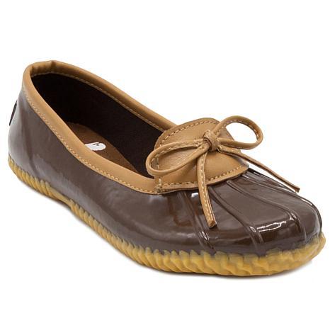 London Fog Webster Slip-On Rain Shoe
