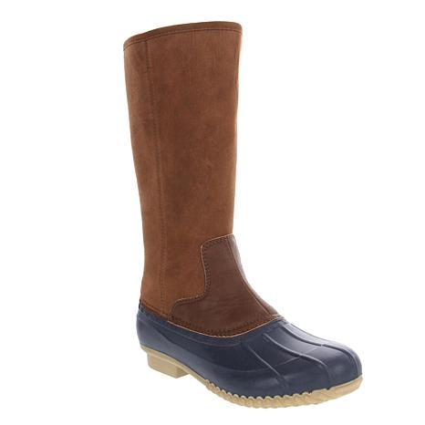 London Fog Whitley Tall Duck Boot