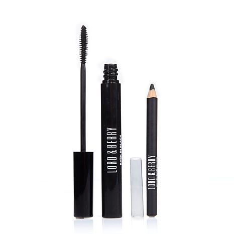 Lord & Berry Black Wardrobe Lash Liner Duo