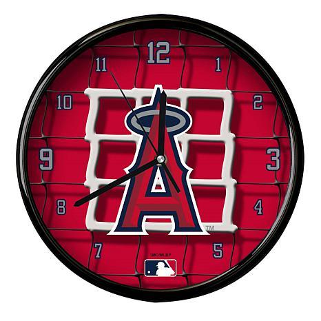 Los Angeles Angels Team Net Clock