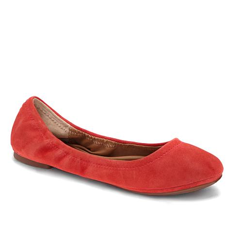 Lucky Brand Emmie Leather Flat