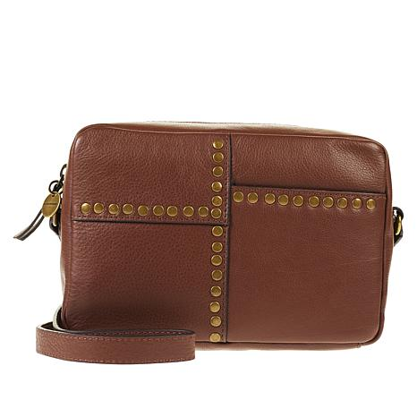 Lucky Brand Vamp Leather Crossbody