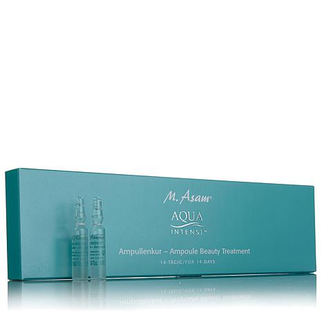 M. Asam Aqua Intense™ 14-Day Ampoule Beauty Treatment