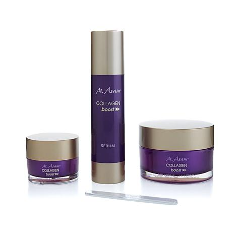 M. Asam Collagen Boost 3-piece Kit AS