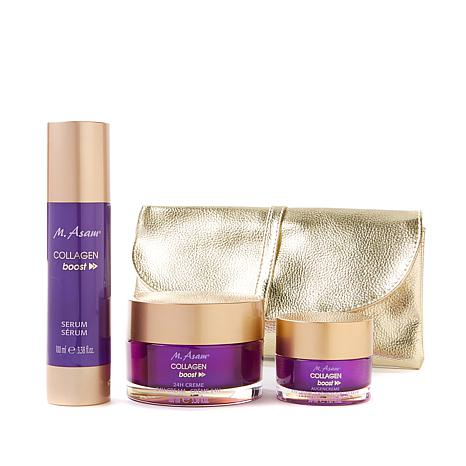 M. Asam Collagen Boost Kit with Evening Bag AS