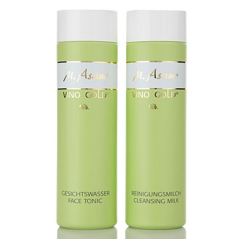 M. Asam VINO GOLD Face Cleansing Duo AS