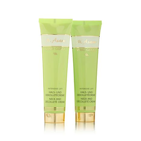 M. Asam VINO GOLD Neck & Decollete Cream Duo