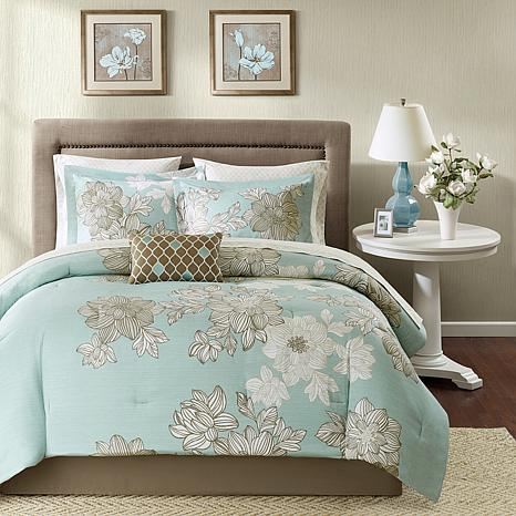 Madison Park Essentials Avalon Complete Bed Set - Twin