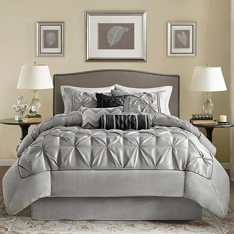 depot compressed the home piece comforter belovo bath n decor b adams jennifer set beige sets bedding king