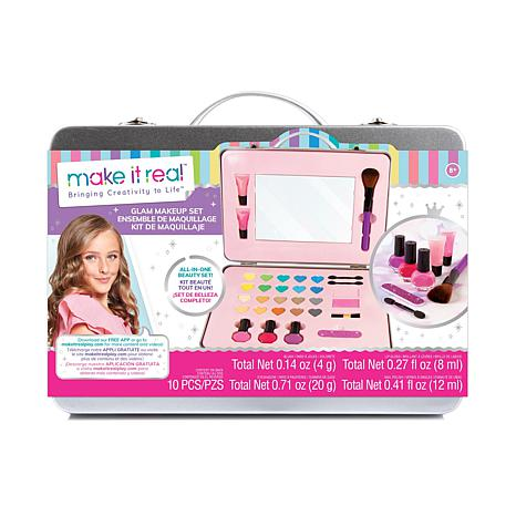 Make it Real All-in-One Glam Makeup Set