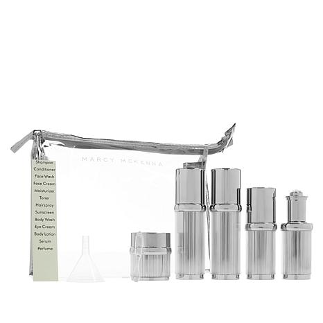 Marcy McKenna Toiletry Bottle Set