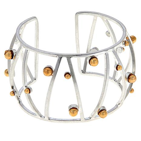 MarlaWynne Abstract Cuff