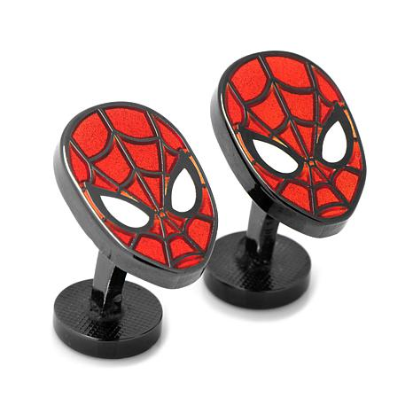 Marvel Spider-Man Men's Cuff Links