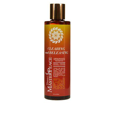 MasterPeace Clearing and Releasing Shower Gel