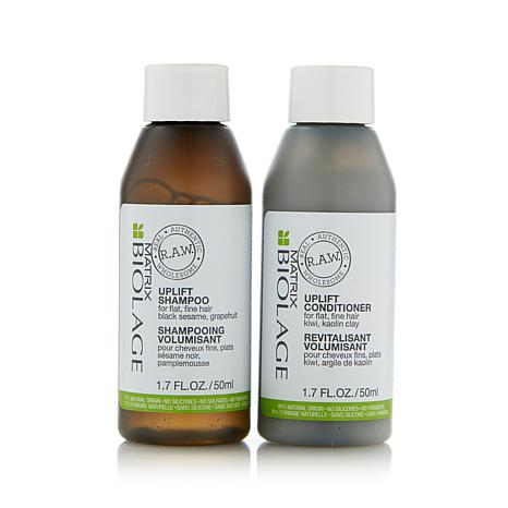 Matrix Biolage R.A.W. Uplift Shampoo and Conditioner
