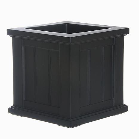 "Mayne Mailposts Cape Cod Patio Planter - 14"" x 14"""