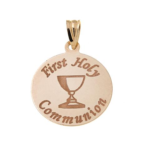 Michael Anthony Jewelry® 10K First Communion Pendant