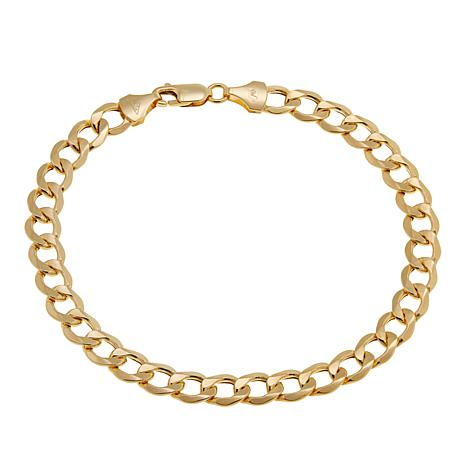 Michael Anthony Jewelry 14k Cuban Link 8 1 2 Bracelet