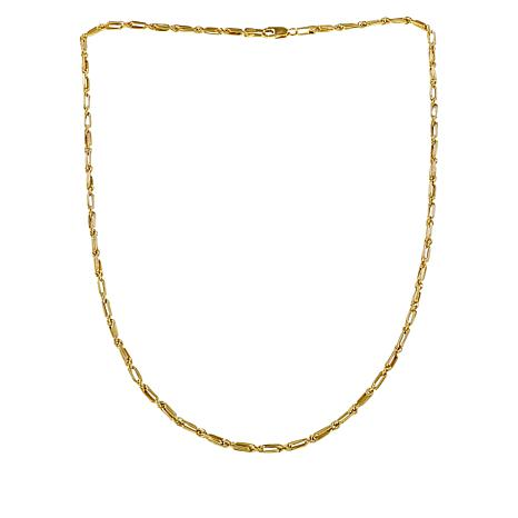 """Michael Anthony Jewelry 16"""" 10K Yellow Gold Milano Rope Chain Necklace"""