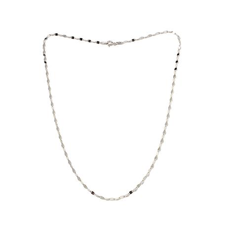 "Michael Anthony Jewelry® Forzantina Mirror-Link 16"" Chain Necklace"