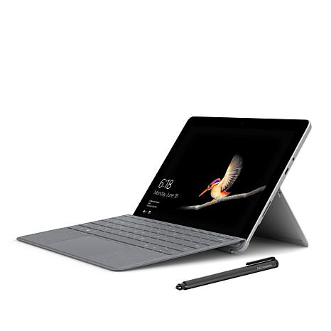 """Microsoft Surface Go 10"""" Intel 128GB 2-in-1 PC with Keyboard and Pen"""