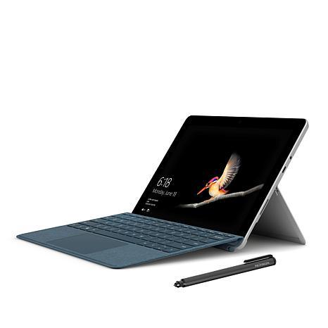 Microsoft Surface Go 64GB w/Keyboard, Pen & Tech Support