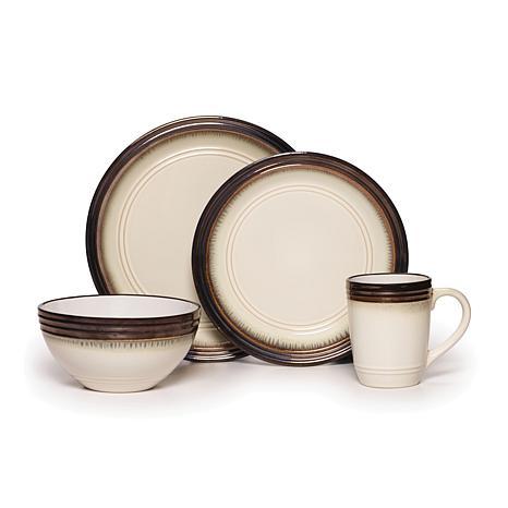 Mikasa Gourmet 16-piece Bailey Dinnerware Set