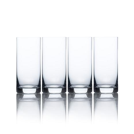 Mikasa Laura Set of 4 Highball Glasses