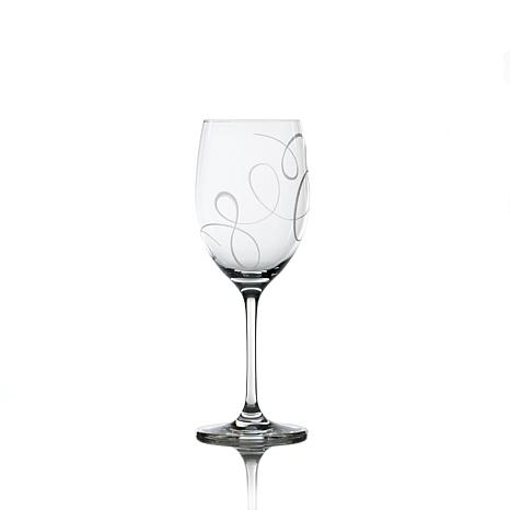 Mikasa Love Story Wine Glass