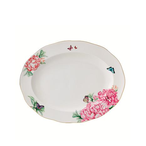 Miranda Kerr for Royal Albert Oval Platter - Friendship
