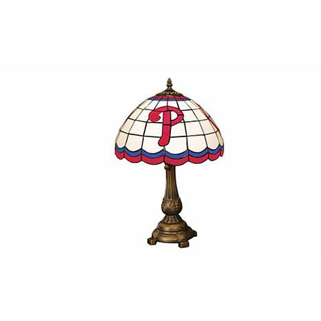 MLB Tiffany-Style Table Lamp - Philadelphia Phillies