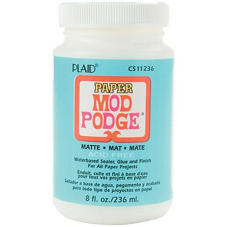 Mod Podge Paper Matte Finish - 8oz