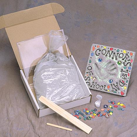 Mosaic Stepping Stone Kit - Kids