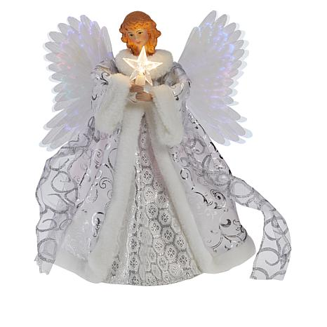 Mr Christmas Animated Angel Fiber Optic Tree And Table Topper 9430095 Hsn Read 520 reviews from the world's largest community for readers. mr christmas animated angel fiber optic tree and table topper
