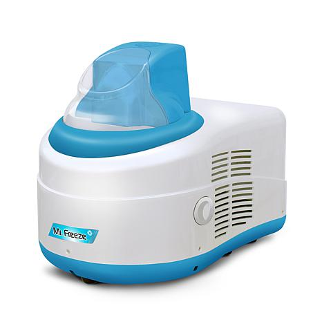 Mr. Freeze 1.5qt. Ice Cream Maker with Compressor