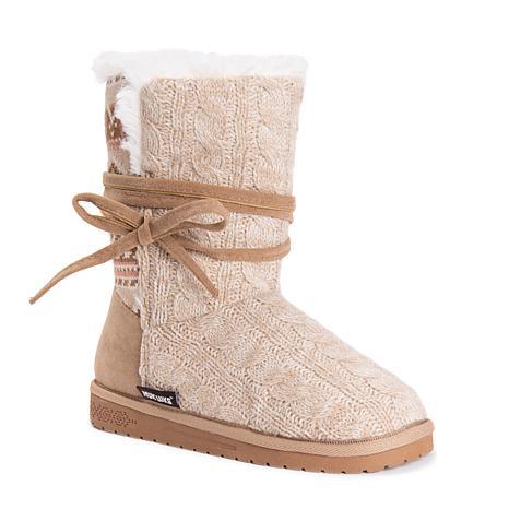 MUK LUKS Women's Clementine Boot