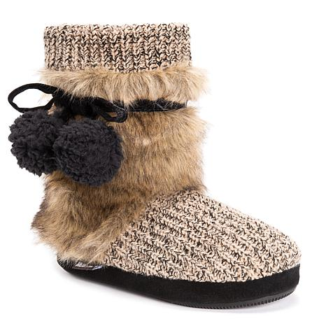 MUK LUKS Women's Leslie Slippers