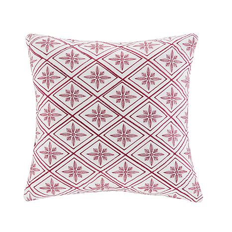 Natori Cherry Blossom Square Pillow