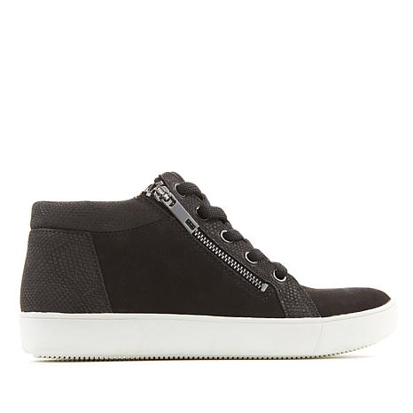 Naturalizer Motely Leather High-Top Sneaker
