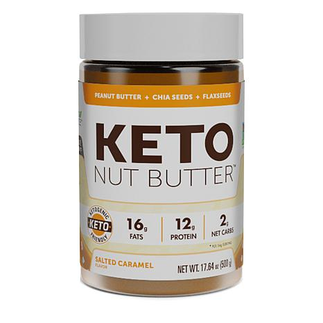 Nature's Science 17.64 oz. Jar of Keto Nut Butter