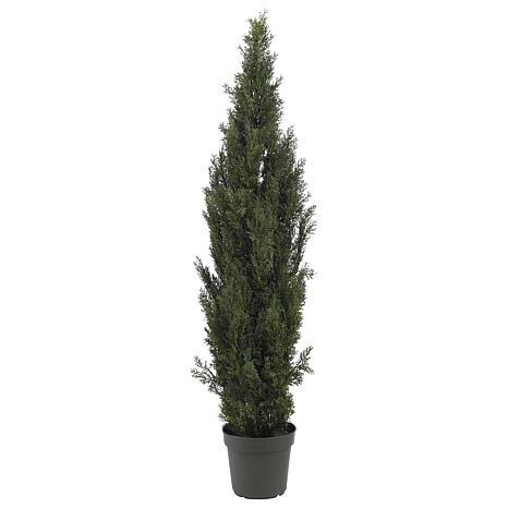 Nearly Natural 6' Mini Cedar Pine Tree