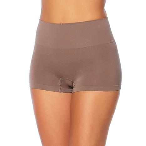 Nearly Nude 2pk Modal Cotton Smoothing Shortie