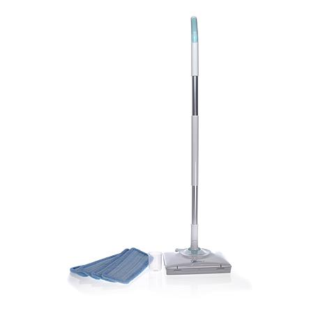 Nellie's Cordless and Rechargeable WOW MOP with Pads