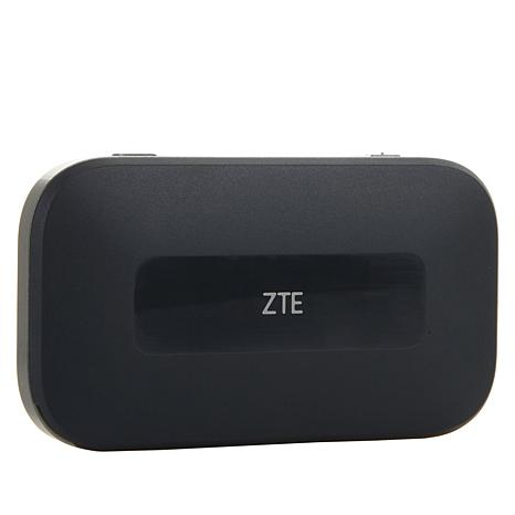 NET10 ZTE 4G No-Contract Hotspot w/10GB of Data for 1 Year & Powerbank