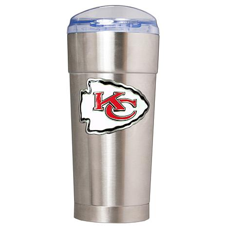 NFL 24 oz. Team Emblem Eagle Tumbler - Chiefs