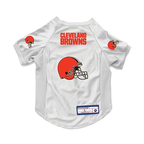 new concept f759d f96a8 new! NFL Cleveland Browns XS Pet Stretch Jersey